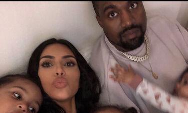 Kim Kardashian: Το όνομα που έδωσε στο γιο της έκανε το Twitter να ξεσπάσει
