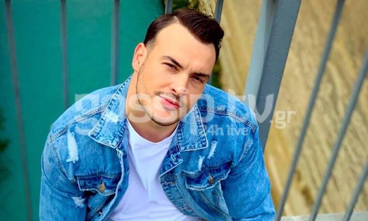 Backstage από το νέο video clip του Σάκη Αρσενίου (exclusive photos)