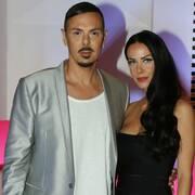Με τη σύζυγό του Όλγα Καρπαθάκη