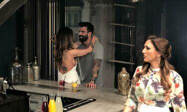 Ο Αλεξάνδρου και η Τσιάμη πρωταγωνιστούν στο video clip της Νταντά (photos)