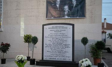 Η Σελλασία τίμησε τα αδέλφια Γιαννακόπουλου (pics & vid)