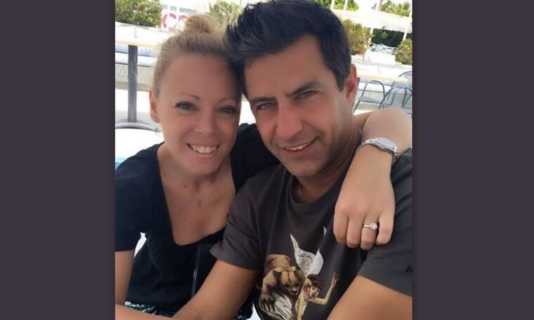 Κωνσταντίνος Αγγελίδης: Συγκινεί η σύζυγός του, Εβελίνα! Οι φωτογραφίες και οι ευχές στο facebook