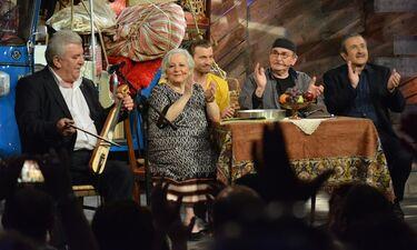 Αλ Τσαντίρι: Ο Λάκης Λαζόπουλος με αγαπημένους καλλιτέχνες σε ένα συγκινητικό αφιέρωμα (pics&videos)