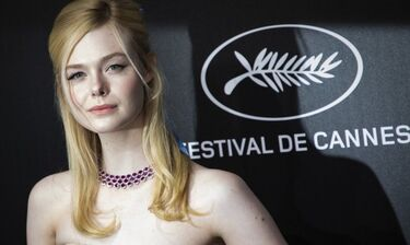 Φεστιβάλ Καννών: Δεν φαντάζεστε γιατί λιποθύμησε η ηθοποιός Ελ Φάνινγκ (photos)