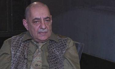 Αντώνης Καφετζόπουλος: «Δεν την αγαπάω ιδιαίτερα την τηλεόραση»