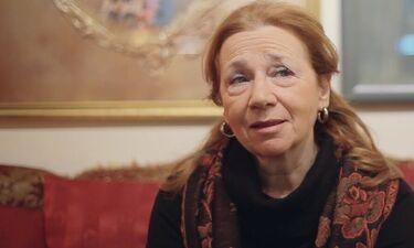 Αλεξάνδρα Παντελάκη: «Η φιλία δεν με βοηθάει, δεν ευνοεί»