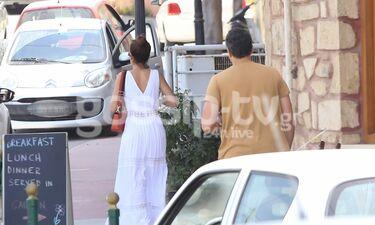 Ο φακός «τσάκωσε» ερωτευμένο ζευγάρι της showbiz σε μίνι διακοπές του στην Κρήτη (photos)