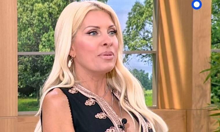 Ελένη: Σάστισαν οι συνεργάτες της on air - Δείτε τι τόλμησε για πρώτη φορά! (Video)