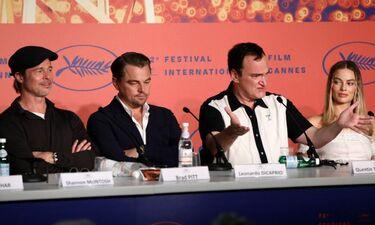 Η νέα ταινία του Ταραντίνο έκανε τους κριτικούς να τον χειροκροτούν επί 7 ολόκληρα λεπτά (photos)