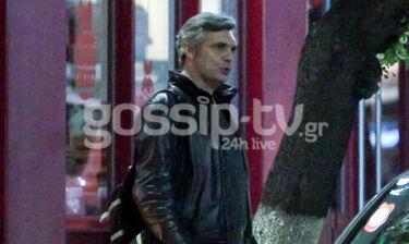 Άλκης Κούρκουλος: Νέες φωτό με τη σύντροφό του - Οι βόλτες στη Θεσσαλονίκη δεν σταματούν (photos)
