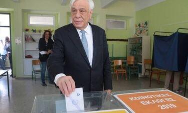 Παυλόπουλος: Είναι η ώρα εμείς οι Έλληνες να δείξουμε πόσο συνειδητοποιημένοι Ευρωπαίοι είμαστε