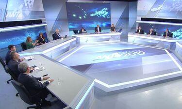 Εκλογές 2019: Το στιγμιότυπο στον Χατζηνικολάου που θα συζητηθεί όσο κανένα άλλο (video)