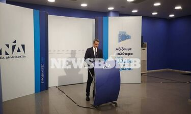 Αποτελέσματα Εκλογών 2019 - Μητσοτάκης: Να παραιτηθεί ο Τσίπρας - Εκλογές τώρα!