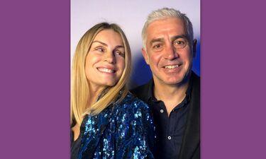 Βάσω Νικοπολίδη-Αντώνης Νικοπολίδης: Η τρυφερή φωτογραφία για τα 20 χρόνια γάμου (photo)