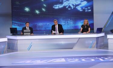Στην κορυφή της τηλεθέασης ο ΑΝΤ1 τη βραδιά των εκλογών - Αυτά είναι τα ποσοστά