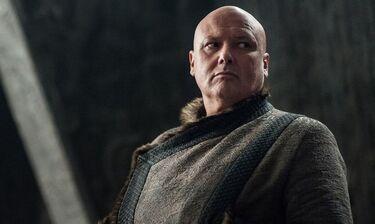 Game of Thrones:Η επική αντίδραση του Varys κατά την ανάγνωση του σεναρίου του τελευταίου επεισοδίου