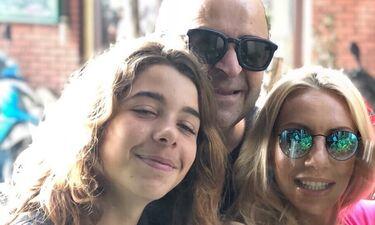 Έλενα Τσαβαλιά: Το τρυφερό μήνυμα και η φωτογραφία για τα γενέθλια του γιου της (photos)