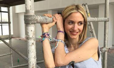 Σοκάρει η ανάρτηση της Σοφίας Καρβέλα: «Δεν μπορώ ν' αναπνεύσω» (photos)