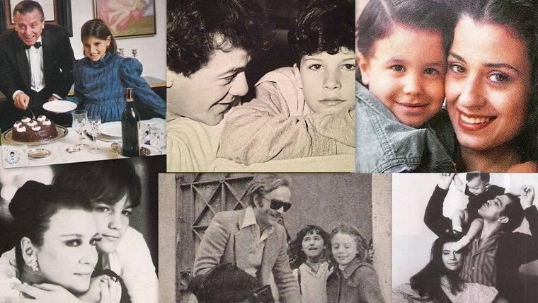 Παιδιά καλλιτεχνών σε παιδική ηλικία που ακολούθησαν την καριέρα των γονιών τους! (photos)