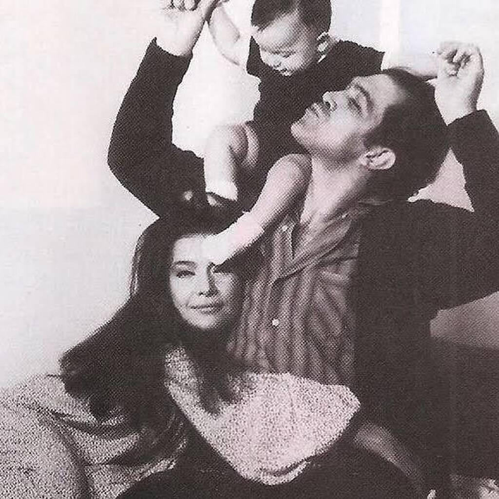 Ευτυχισμένες στιγμές στα τέλη της δεκαετίας του '60