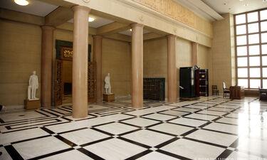Βουλή: Το μυστικό δωμάτιο που «κρυβόταν» 40 χρόνια - Τι βρήκαν μέσα (photos)
