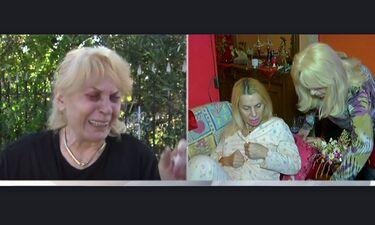 Ξέσπασε σε κλάματα η μητέρα της Τζούλιας Μπάρκα: «Πονούσε πάρα πολύ, υπέφερε» (video)
