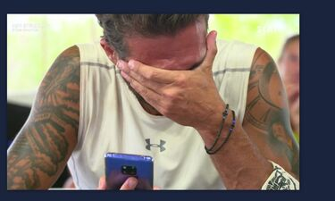 Survivor: Κατέρρευσε ο Κυριάκος Πελεκάνος όταν επικοινώνησε με το σπίτι του (photos-video)