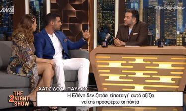 Χατζίδου-Παύλου: Αποκάλυψαν στον Γρηγόρη το όνομα που θα δώσουν στην κόρη τους! (Photos+Video)