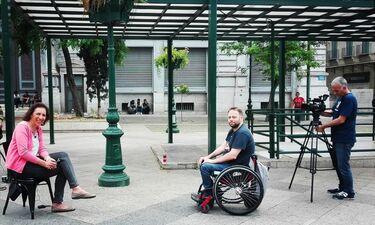 «360ο»: «Η Αθήνα που οι περαστικοί αποφεύγουν»
