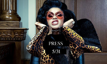 Stop the press: Ο Γιάννης Αντετοκούνμπο στο νέο τραγούδι της Cardi B