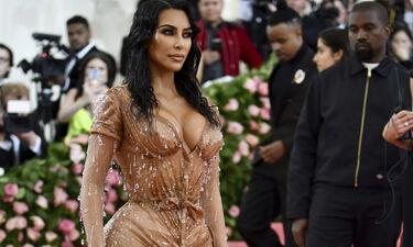 Kim Kardashian: Η σέξι φωτογραφία της στο γυμναστήριο κι η άσκηση που επιλέγει για αυτό το κορμί