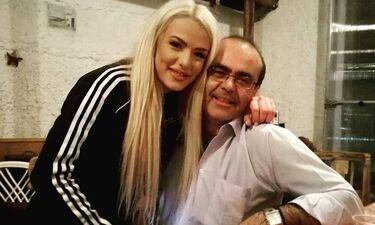 Πάνος Ζάρλας: Ραγίζει καρδιές το «αντίο» του πατέρα της Στέλλας-«Καλό ταξίδι αντράκι μου» (photos)