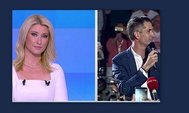 Η επική δήλωση της Κοσιώνη μετά τη νίκη του Μπακογιάννη: «Τον περιμένω στη γωνία» (Video)