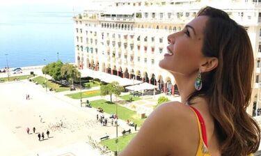 My Greece: H Δέσποινα Βανδή ταξιδεύει στη Θεσσαλονίκη (photos)