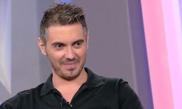 Μιχάλης Χατζηγιάννης: Η αποκάλυψη για την Eurovision και η αλλαγή που έκανε στη ζωή του (video)