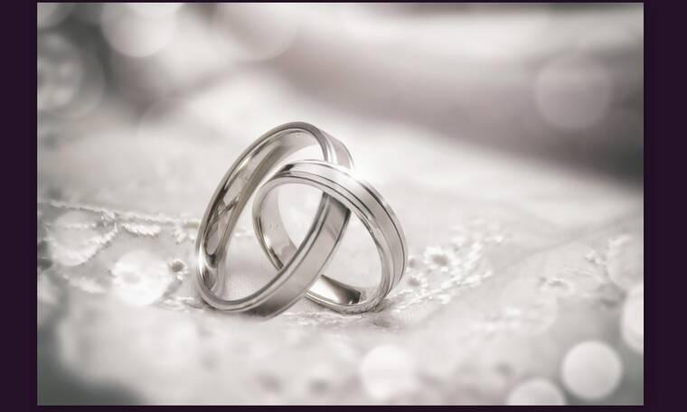 Έλληνας τραγουδιστής παντρεύτηκε κάτω από άκρα μυστικότητα (photos)