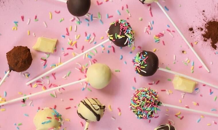 Cakepops από τον Γιώργο Τσούλη - Νόστιμα και εύκολα