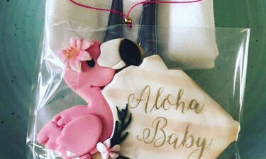 Baby shower για την κόρη της λίγο πριν τη γέννα! (Photos)