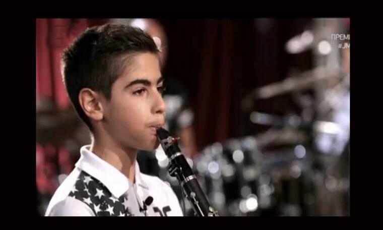 Θυμάστε τον Δημήτρη Σακκά από το Junior Music Star; Δείτε πώς είναι και τι κάνει σήμερα (photos+vid)