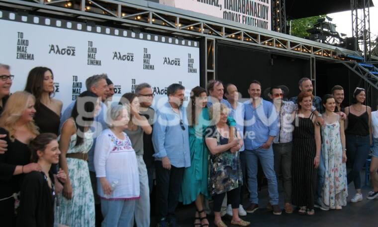 Θέατρο Άλσος: «Το δικό μας σινεμά»- Όλα όσα έγιναν στη συνέντευξη Τύπου (exclusive video)