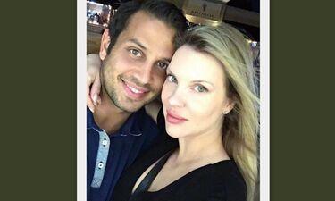 Πολύ γέλιο! Η Χριστίνα Αλούπη τρολάρει τον σύζυγό της και εκείνος νευριάζει- Δείτε τι συνέβη (video)