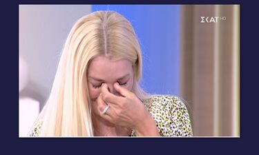 Συγκλονίζει η Βικτώρια Καρύδα: «Κάθομαι σαν φυτό μέσα στο σπίτι. Είμαι σαν χαμένη» (photos-video)
