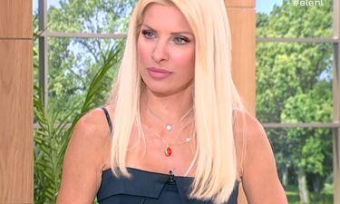 Ελένη: Η παρατήρηση on air που ξάφνιασε τους συνεργάτες της (Video)