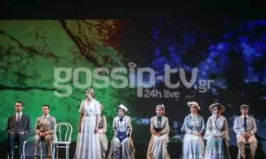 Πρεμιέρα για την παράσταση «Η μικρή μας πόλη» - Ποιους είδαμε εκεί; (photos)