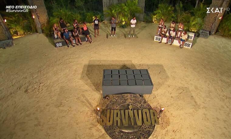 Survivor: «Τρελάθηκαν» οι παίκτες όταν ο Γιώργος Λιανός τους ανακοίνωσε το έπαθλο (video)