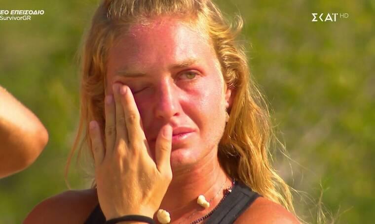 Survivor: Η ανακοίνωση του Τανιμανίδη στη Δαλάκα που την άφησε άφωνη - Ξέσπασε σε κλάματα η παίκτρια