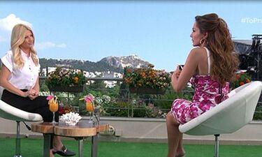 Το πρωινό: Άφωνη η Φαίη Σκορδά με την αποκάλυψη της Δέσποινας Βανδή (Video)