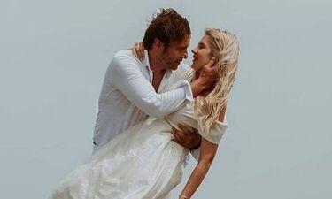 Γάμος Τζώρτζογλου - Μαριόλα: Η συγκινητική ανάρτηση του ηθοποιού λίγες ημέρες μετά το γάμο (photos)