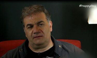 Δημήτρης Σταρόβας: Δεν πάει ο νους σας γιατί η σύντροφός του τον βρίζει συνέχεια (Video)