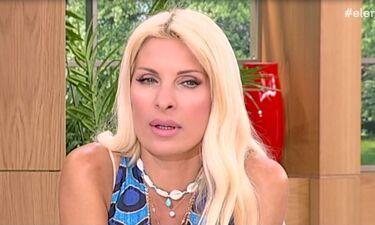 Ελένη: Οι ατάκες της on air «έκαψαν» συνεργάτη της – Δείτε τι συνέβη (VIDEO)